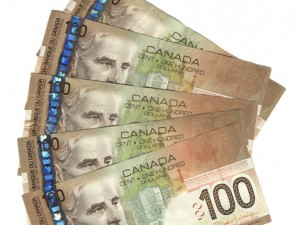 Canadian Dollar Reaches Strongest Level Since September