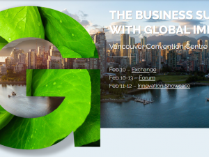 GLOBE 2020 – The Business Summit with Global Impact