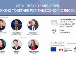 CETA: Canada-EU Collaboration For The Economic Recovery