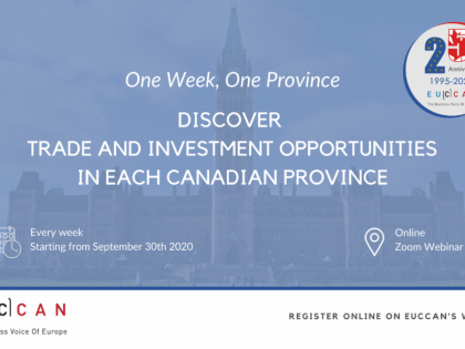 One Week-One Province Presentations