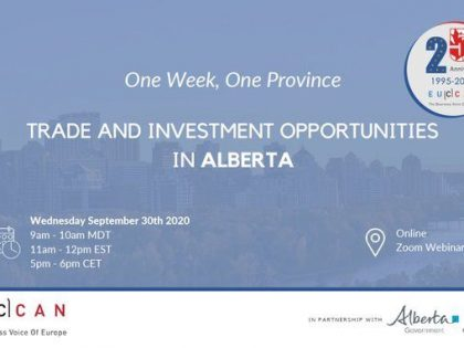 Trade & Investments Opportunities in Alberta