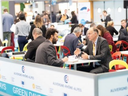 "Virtual ""Green Days"" at Pollutec Fair in France – Dec 1-4, 2020"