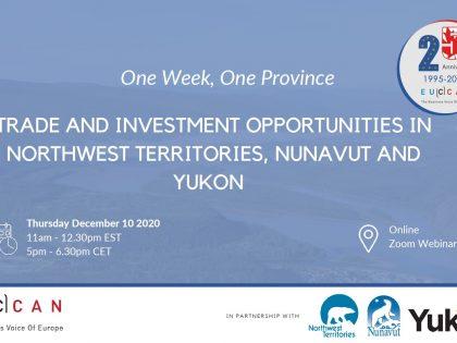 Trade & Investment Opportunity in Northwest Territories, Nunavut & Yukon!
