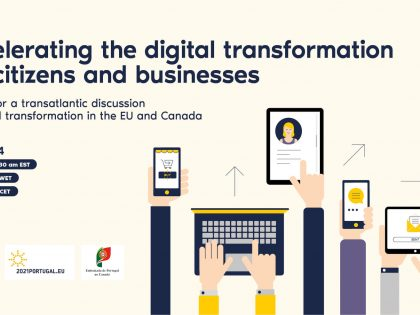 Accelerating the digital transformation for citizens and businesses – European and Canadian perspectives