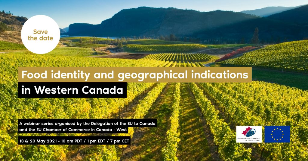 Food identity and geographical indications in Western Canada