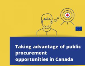 Taking advantage of public procurement opportunities in Canada
