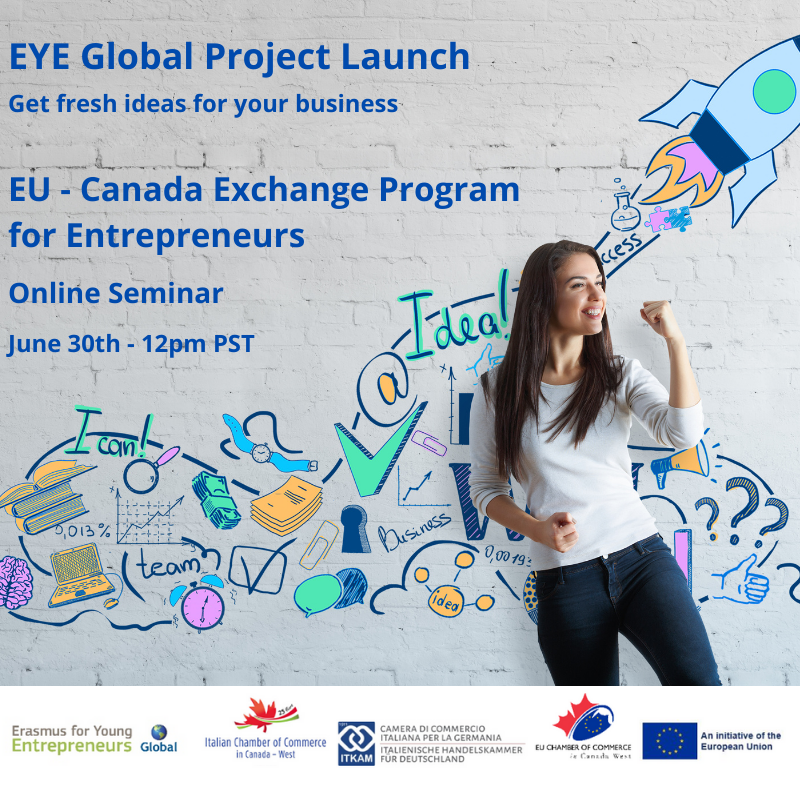 EYE Global Project Launch