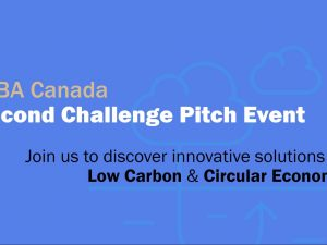 You are warmly invited to join for the LCBA Canada Second Challenge Pitch Event.